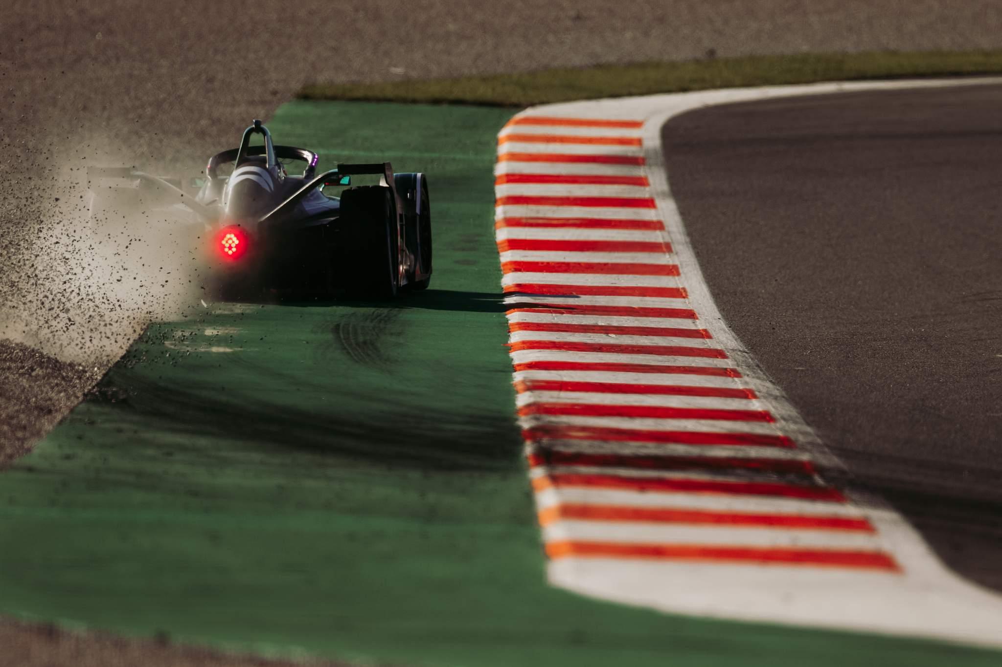 Oliver Turvey, NIO333, Formula E testing