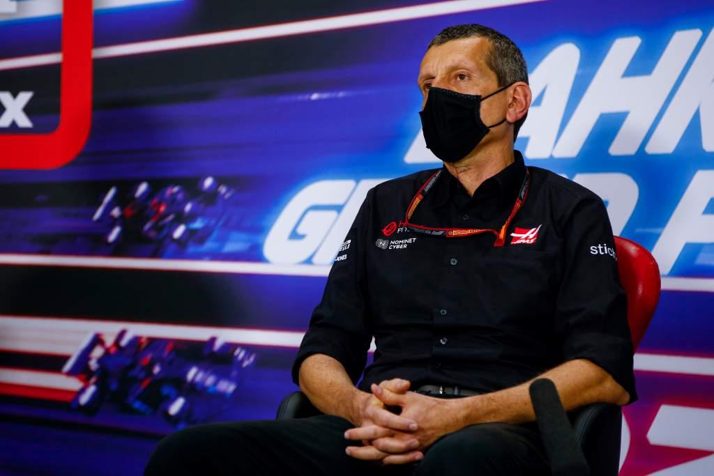 Guenther Steiner, Haas, F1