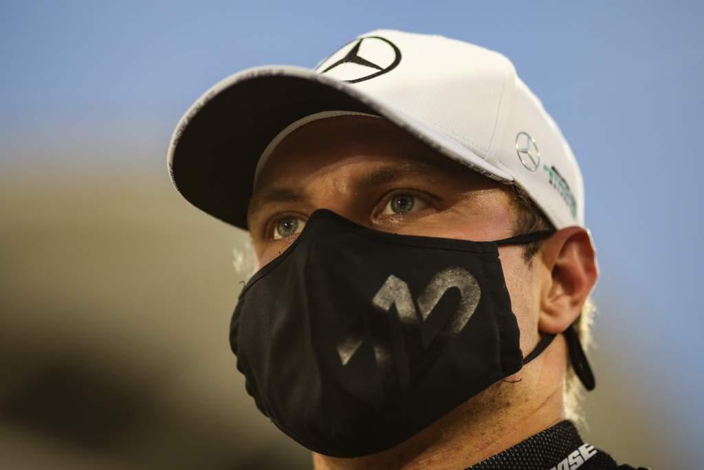 Valtteri Bottas F1 Mercedes 2020