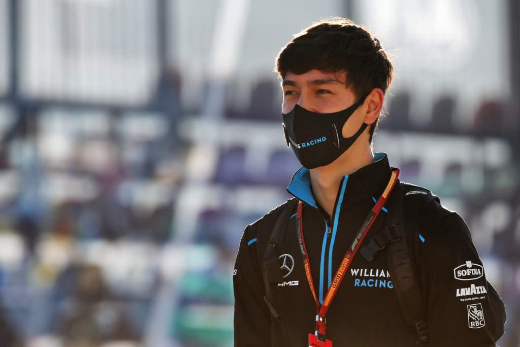 Jack Aitken Williams F1 2020
