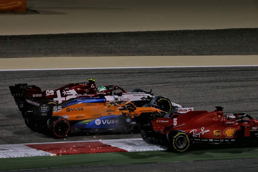 Bahrain F1 2020
