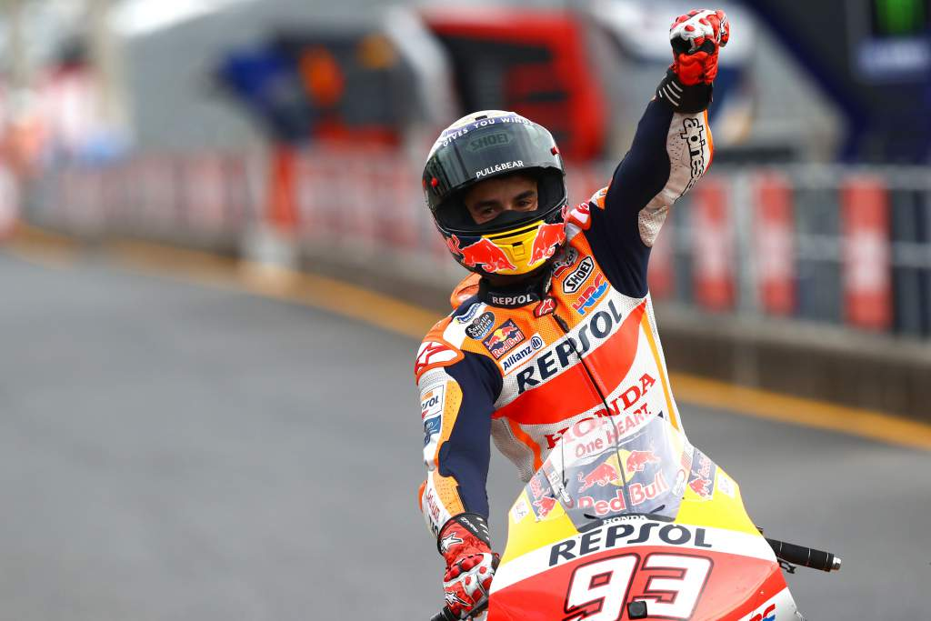Debate: Would a healthy Marquez have won the 2020 MotoGP title? - The Race