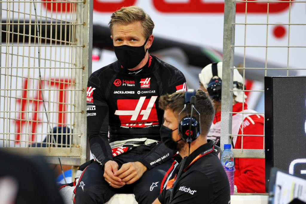 Kevin Magnussen Haas F1 IndyCar