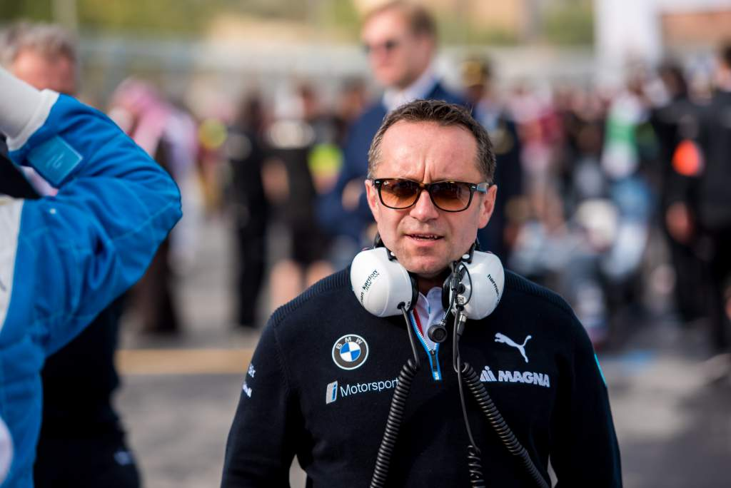 Roger Griffiths, Andretti BMW, Formula E