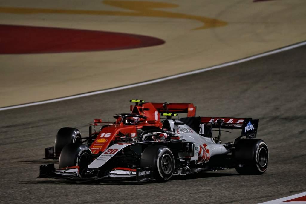 Haas Ferrari Bahrain Grand Prix 2020