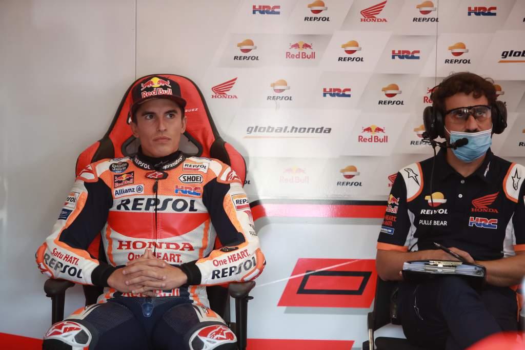 Marc Marquez, Andalucian Motogp 2020