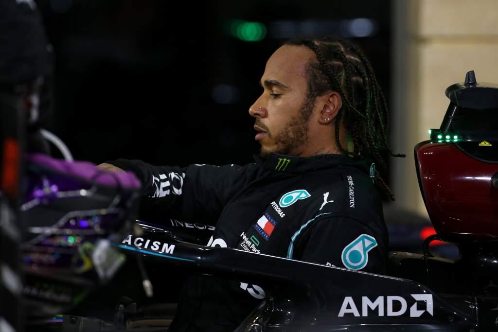 The hurdles between Hamilton and an Abu Dhabi F1 return - The Race