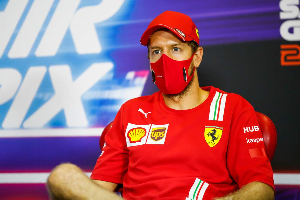 Racing Point now keen to get Vettel into 'young driver' test - The Race
