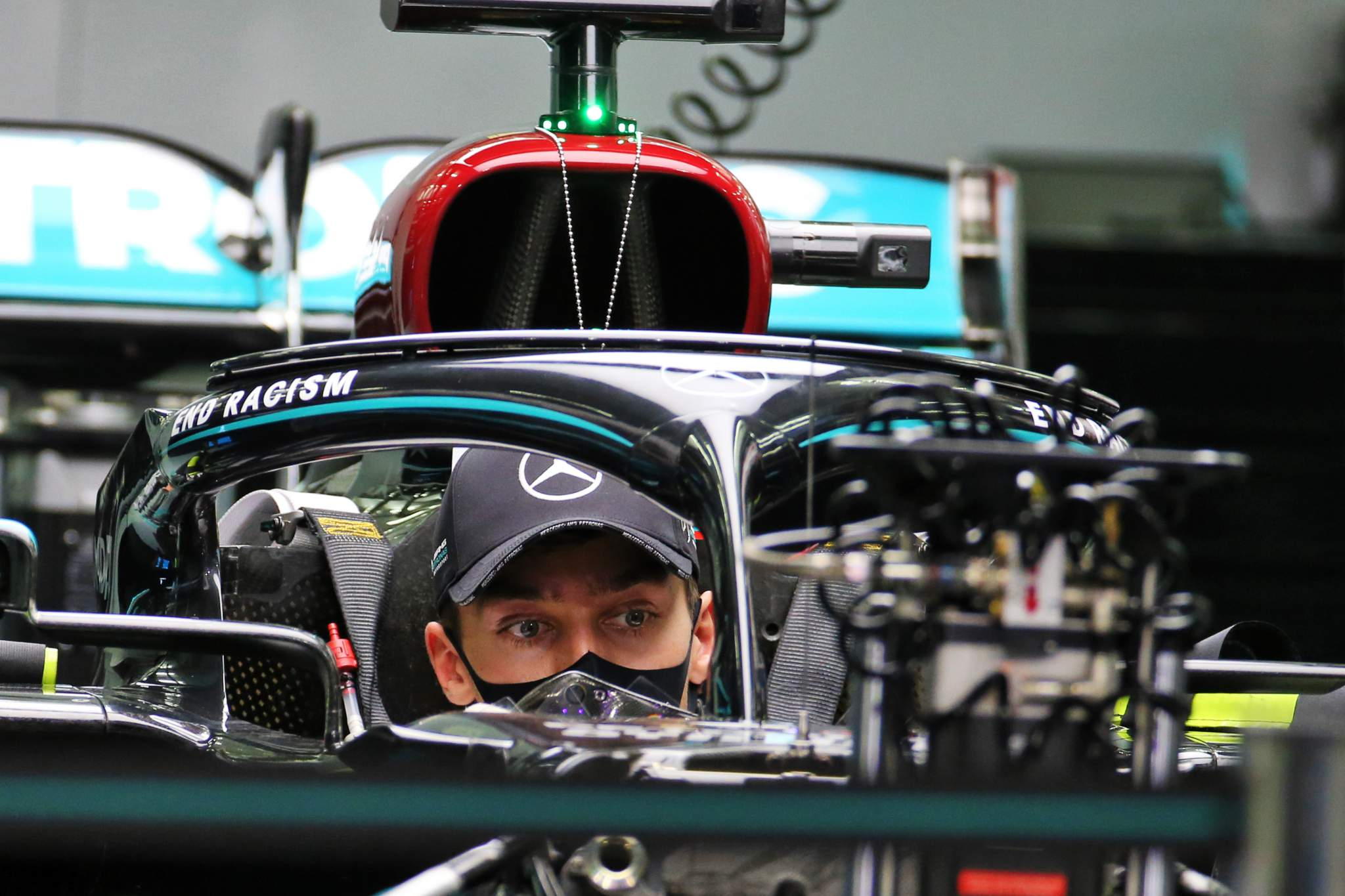 Motor Racing Formula One World Championship Sakhir Grand Prix Preparation Day Sakhir, Bahrain