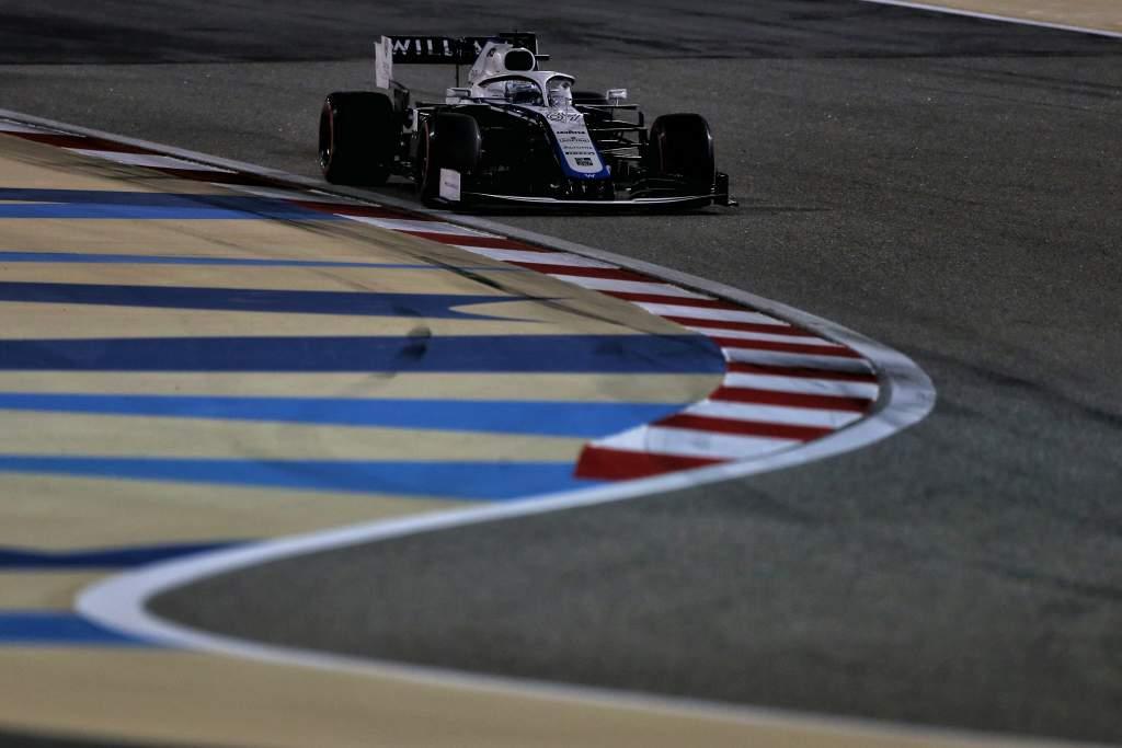 Jack Aitken Williams Sakhir Grand Prix 2020