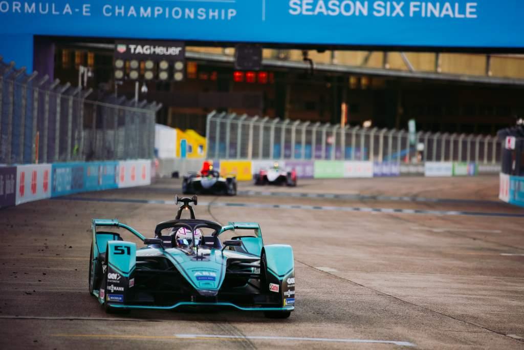 Tom Blomqvist, Jaguar, Formula E