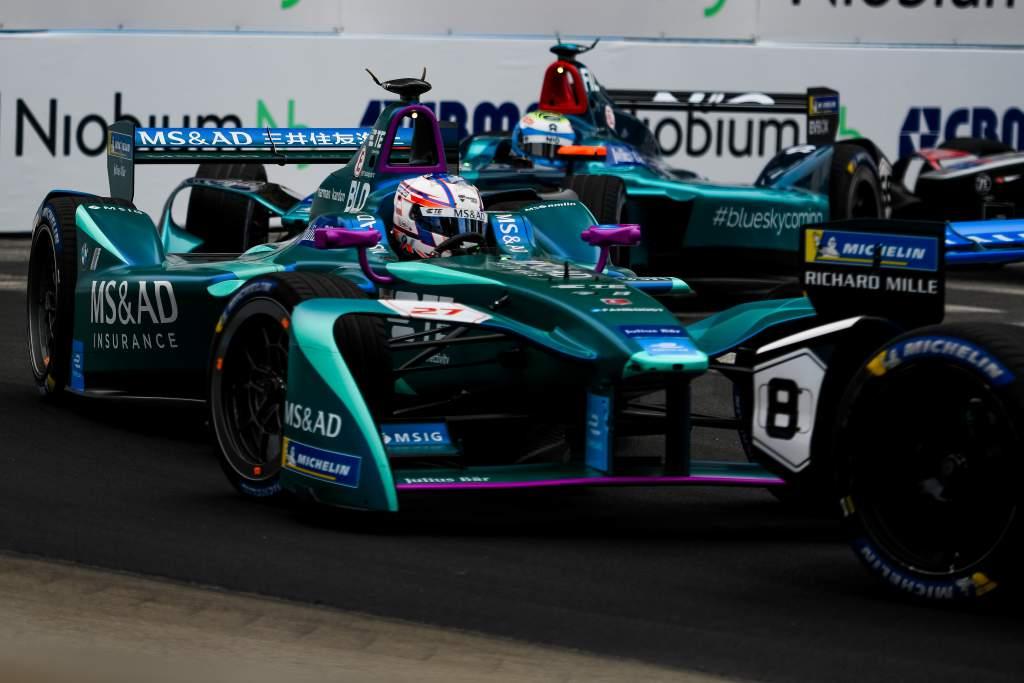 Tom Blomqvist, Andretti, Formula E