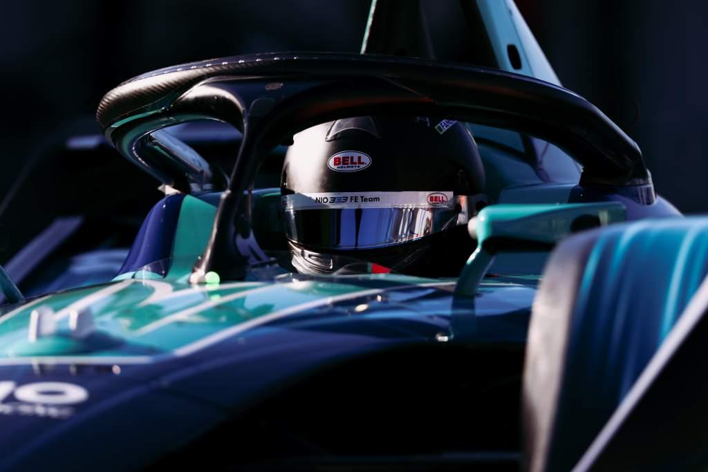 Tom Blomqvist, NIO 333, Formula E