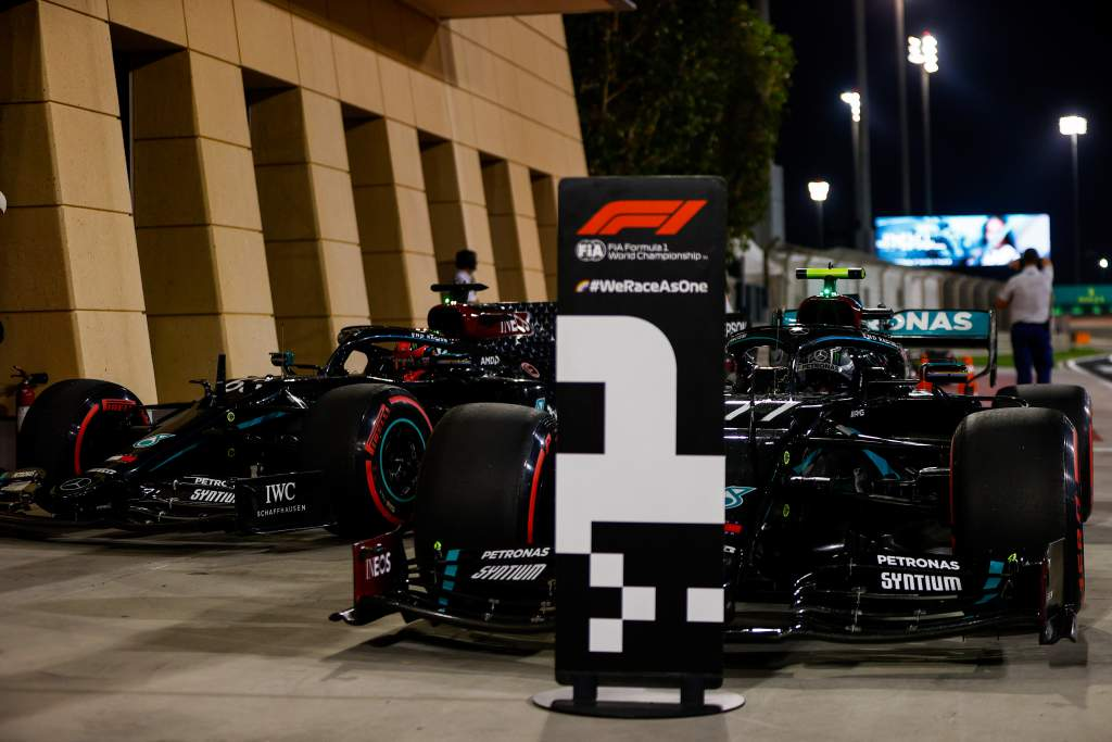 Should Bottas be worried? Our verdict on Russell's Sakhir qualifying - The Race