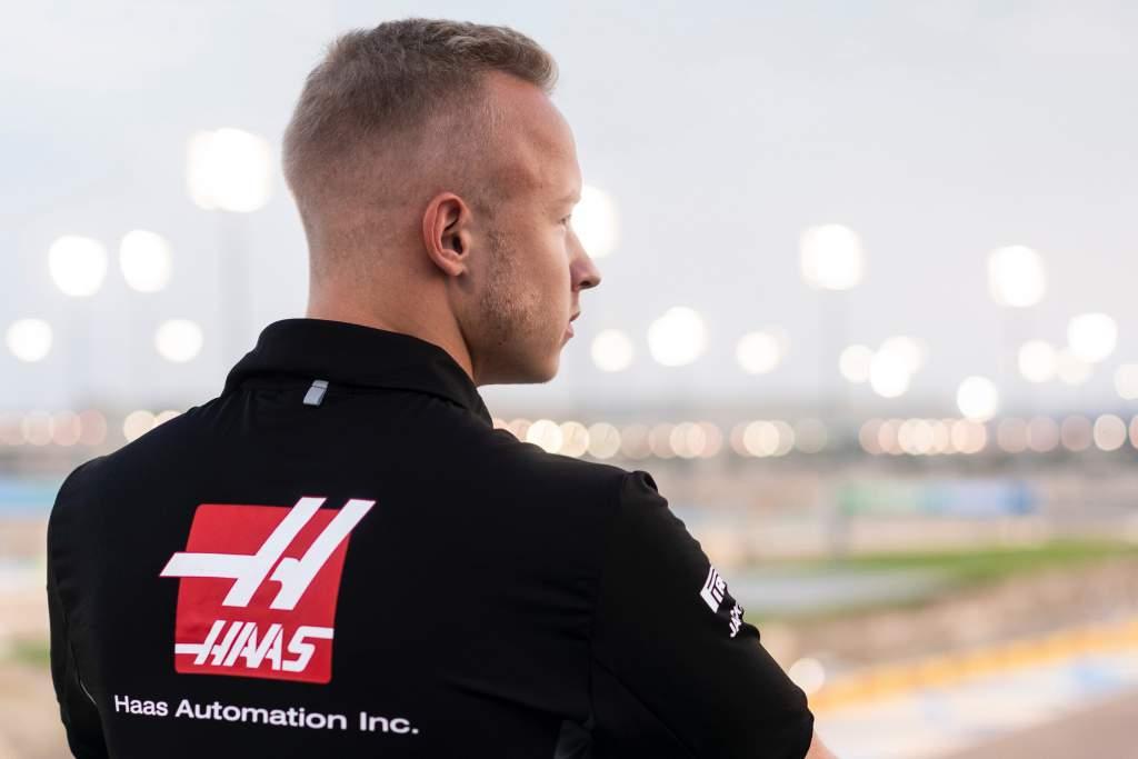 Nikita Mazepin Haas F1 2