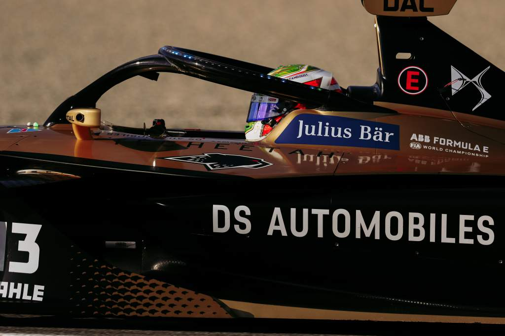 Antonio Felix da Costa, DS Techeetah, Formula E