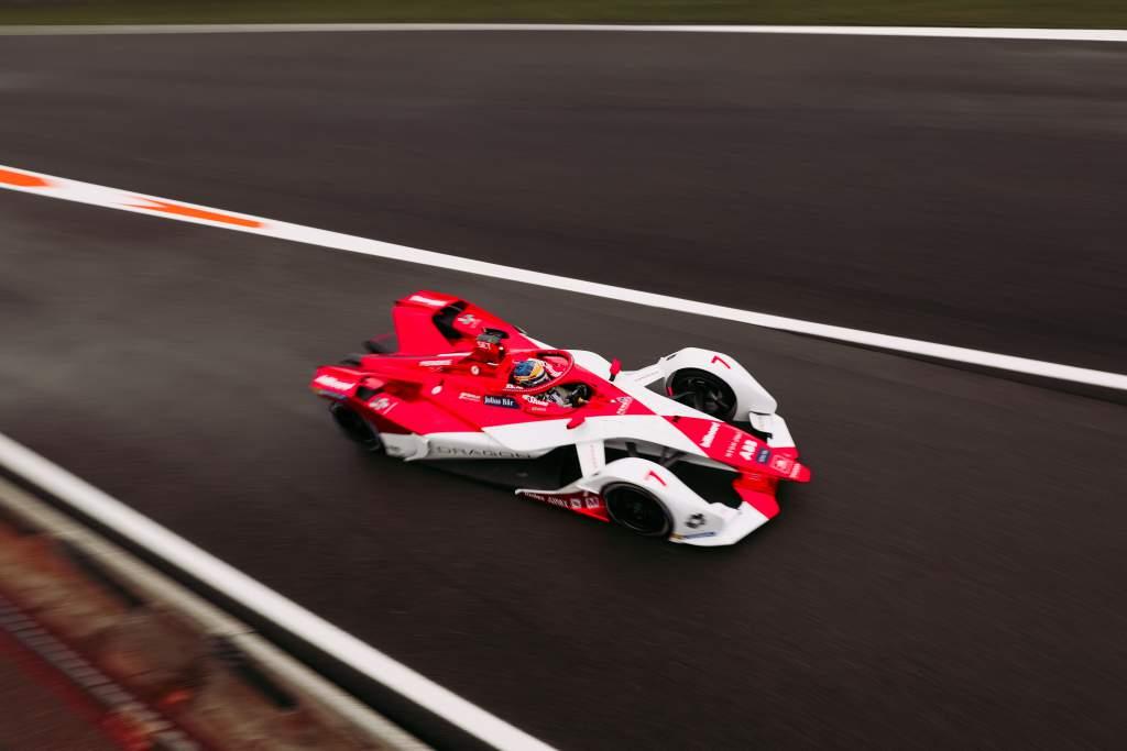 Sergio Sette Camara, Dragon, Formula E