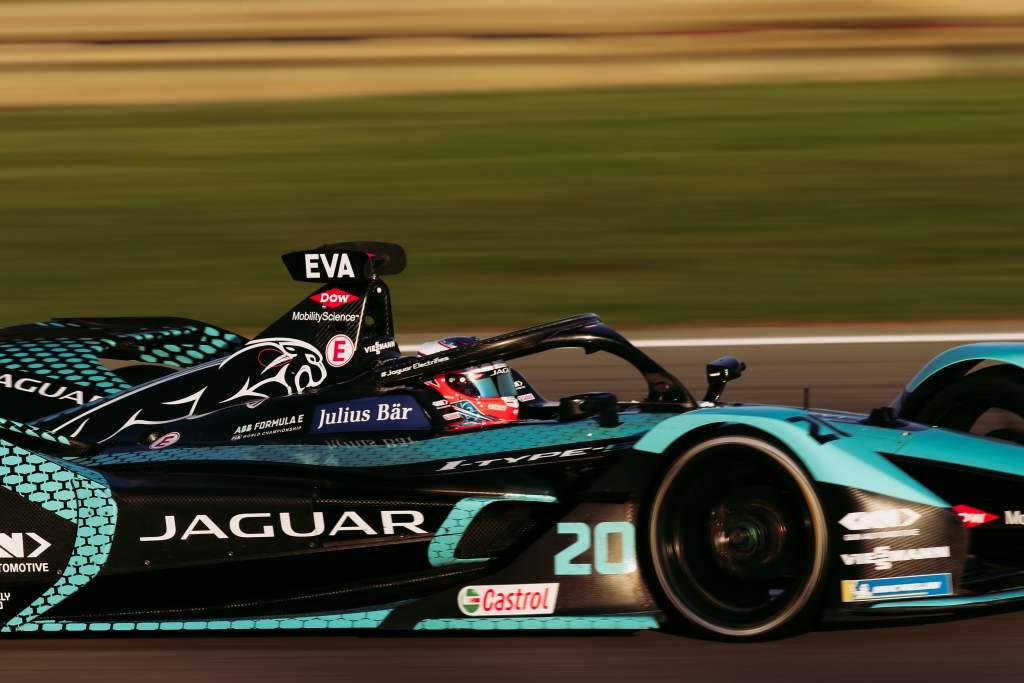 Mitch Evans, Jaguar, Formula E