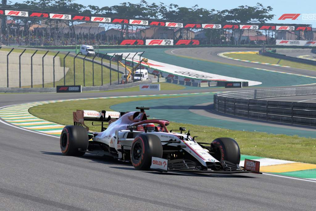 F1 2020 Game Opmeer Brazil Pic 2