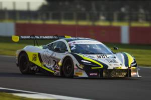 Jenson Team Rocket RJN McLaren SIlverstone British GT 2020