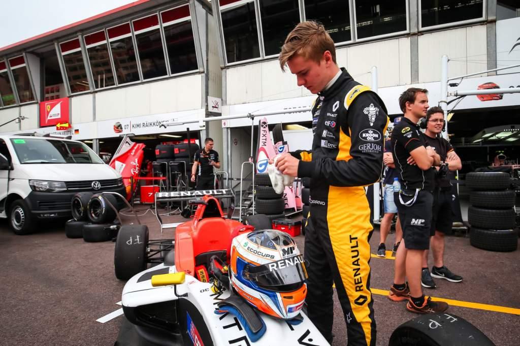 Jarno Opmeer Formula Renault Pic 2