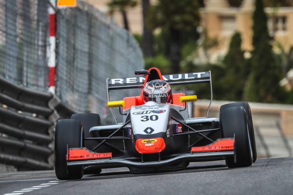 Jarno Opmeer Formula Renault Pic 1