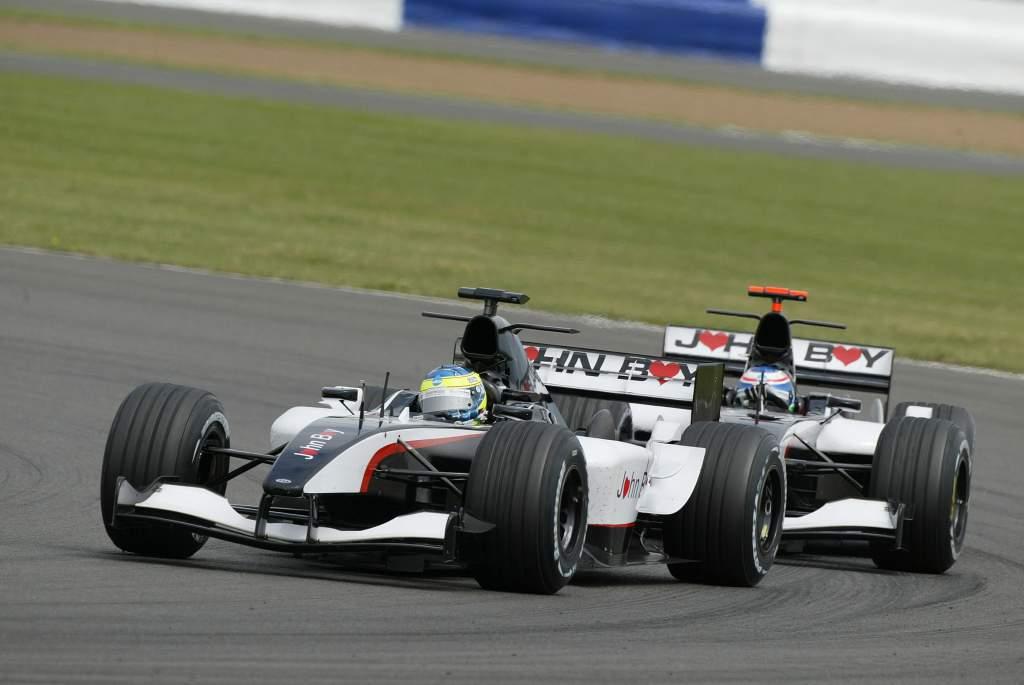Formula 1 Grand Prix, England, Race