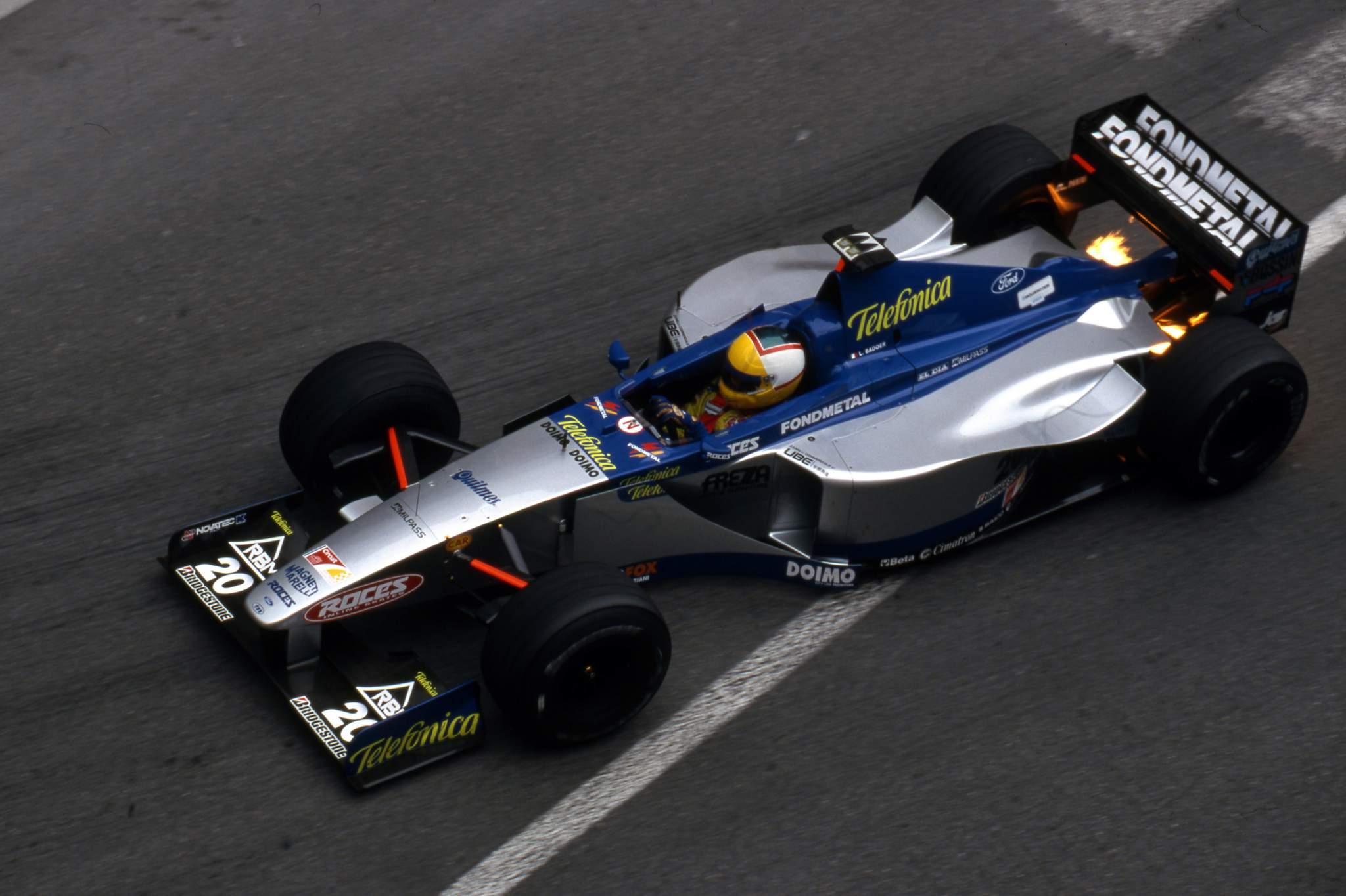Monaco Grand Prix Monte Carlo (mc) 13 16 05 1999