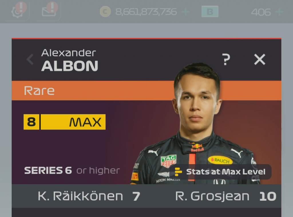 F1 Manager Albon Stats (1)