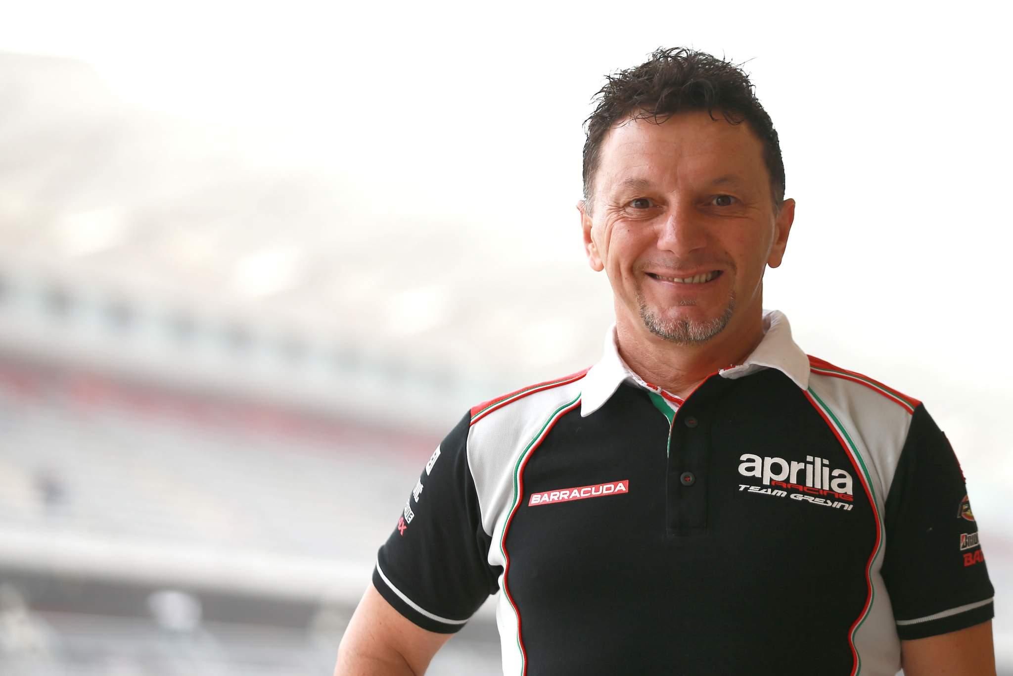 Fausto Gresini Aprilia MotoGP 2020