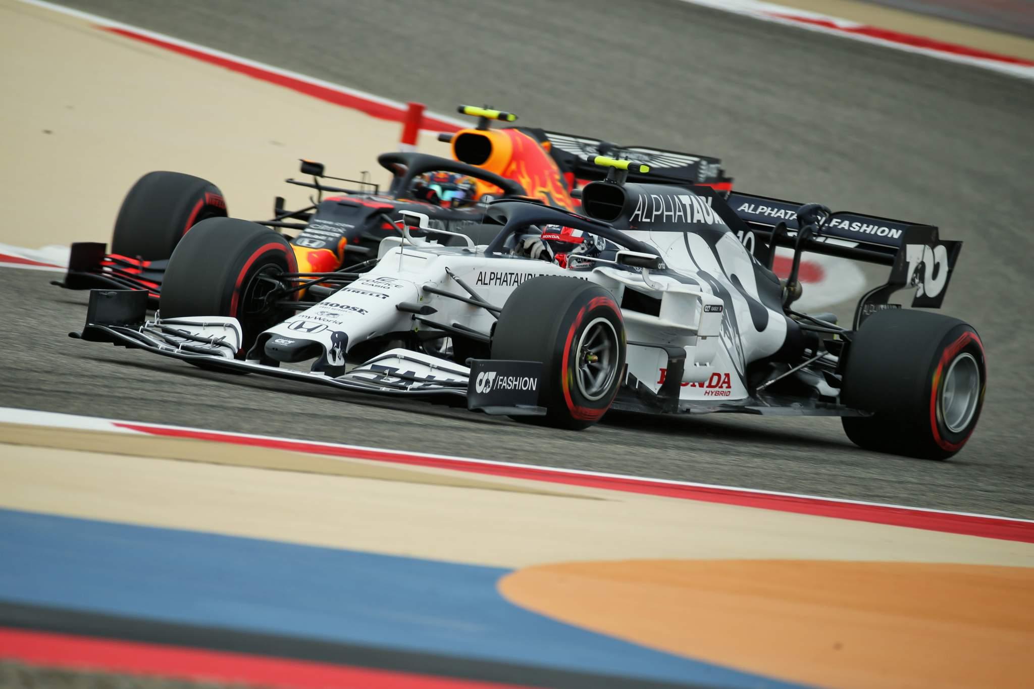 AlphaTauri Red Bull F1 2020