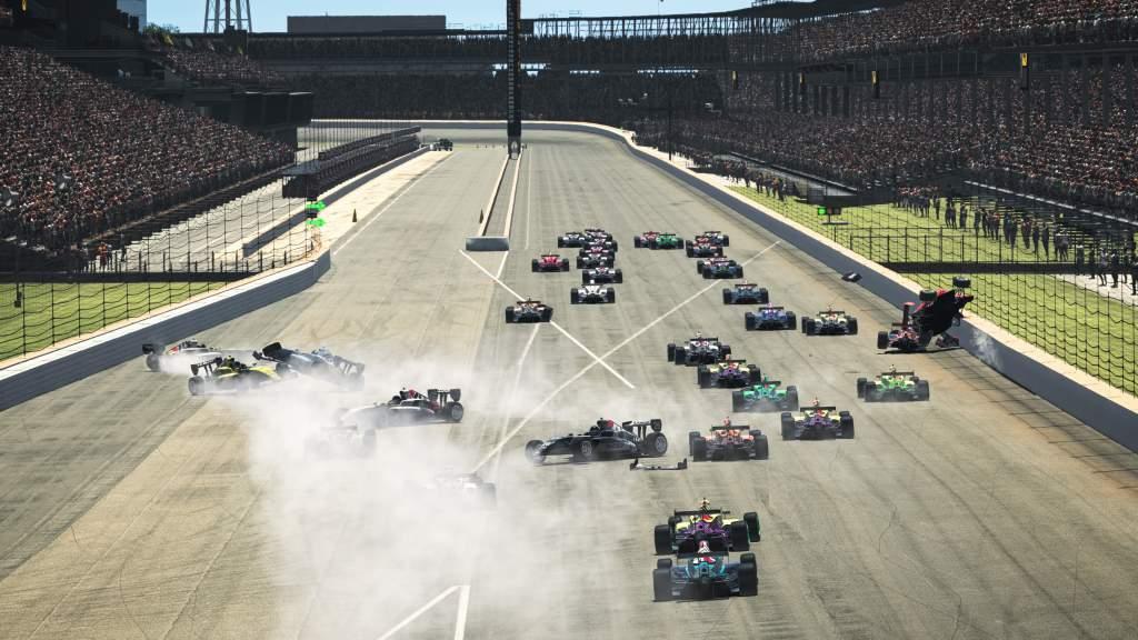 Vco Prosim R4 Fun Race Crash
