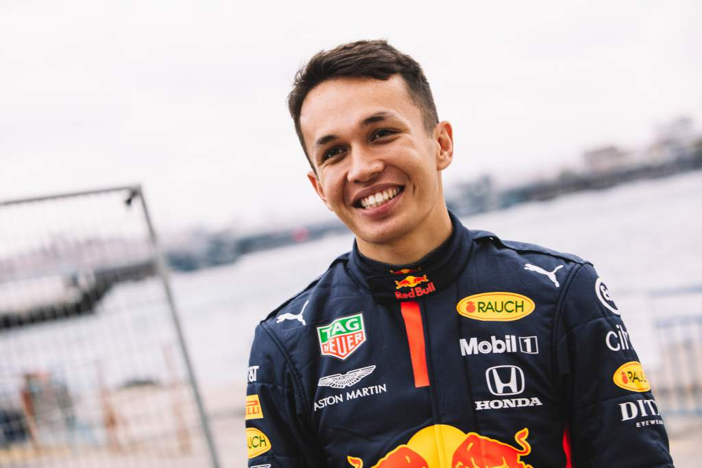 Albon to compete in DTM in 2021 after Red Bull F1 drop - The Race