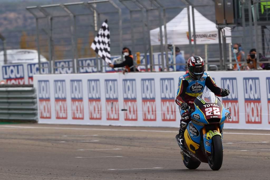 Sam Lowes, Marc VDS, Moto2