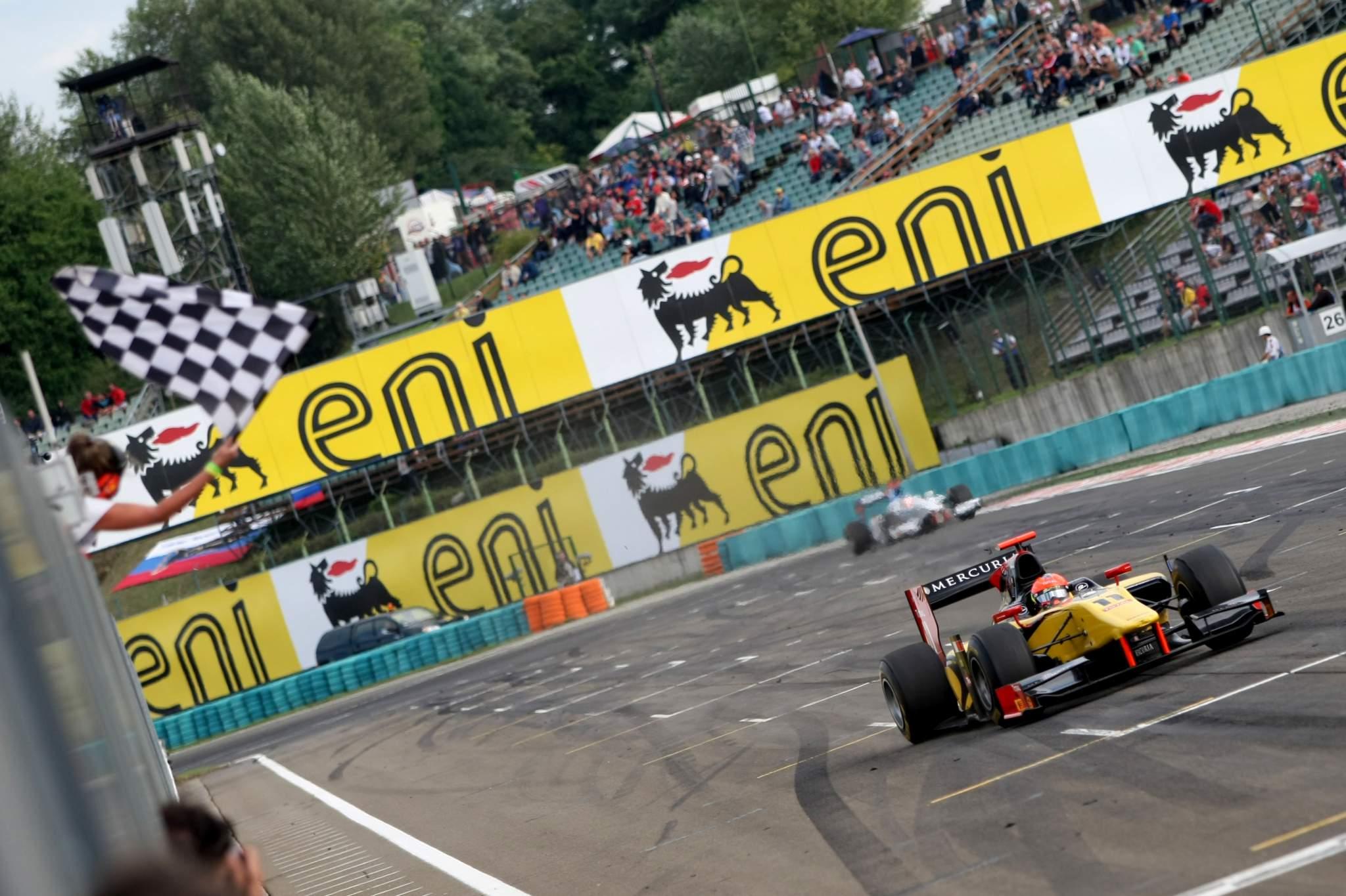 Formula 1 Grand Prix, Gp2 Race 1