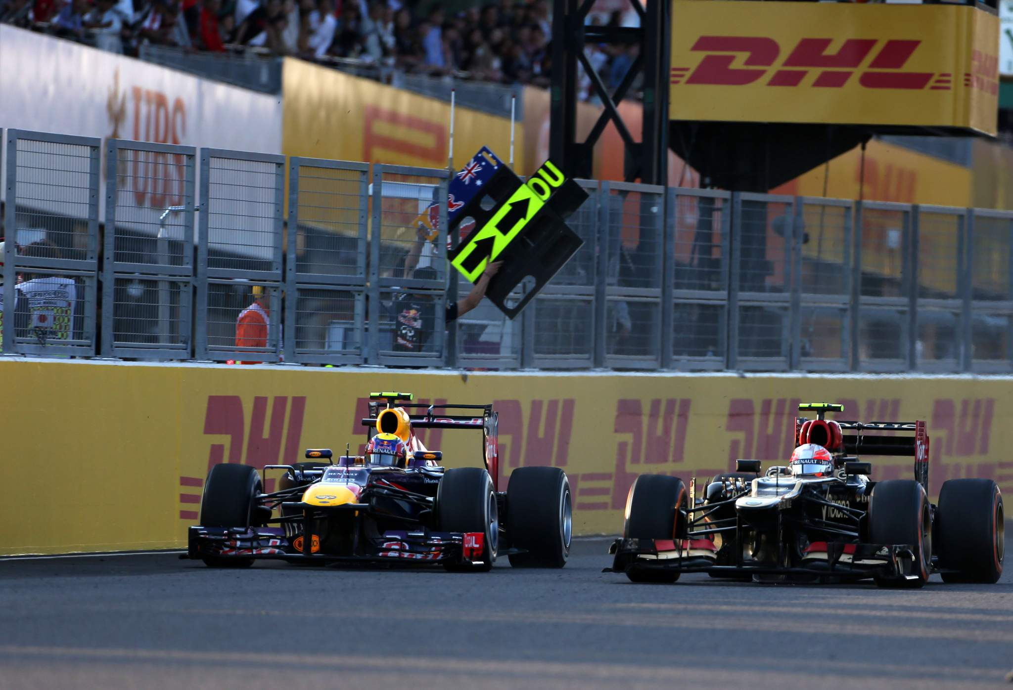 Motor Racing Formula One World Championship Japanese Grand Prix Race Day Suzuka, Japan