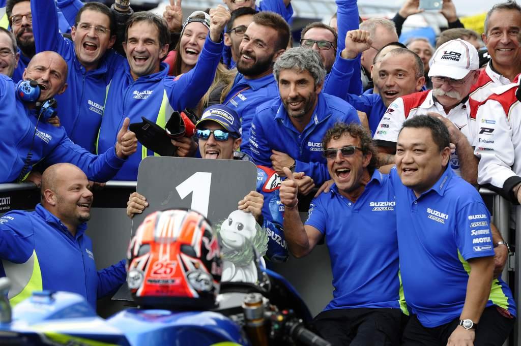 Maverick Vinales 2016 British GP MotoGP