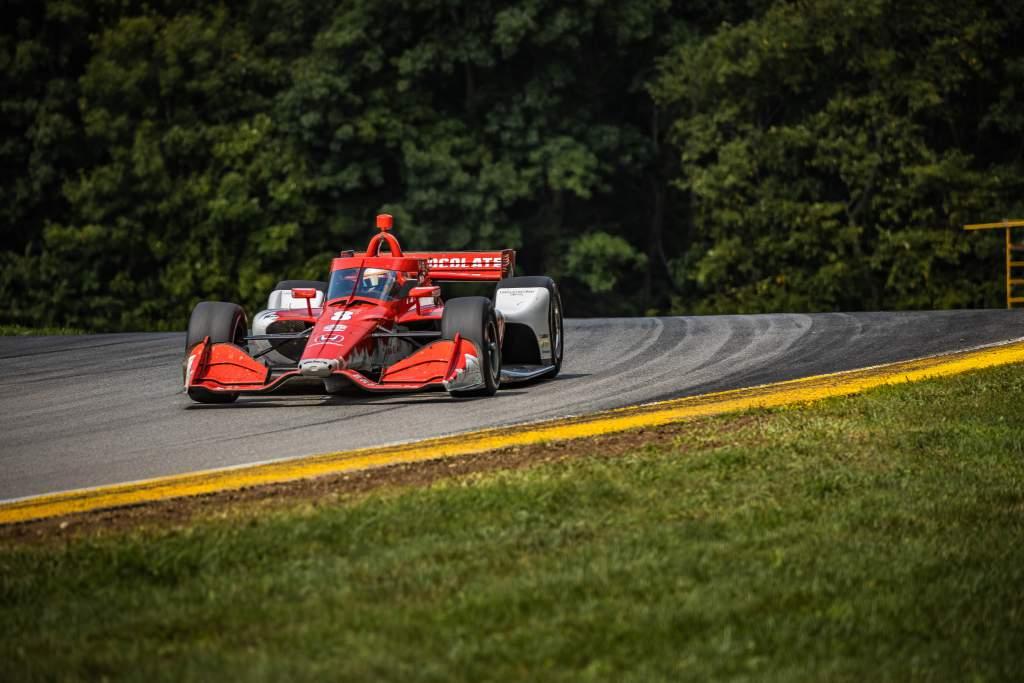 Marcus Ericsson IndyCar