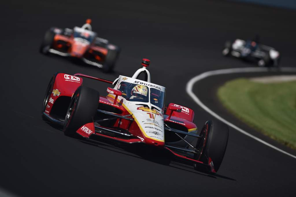 Josef Newgarden Indy 500 Indycar