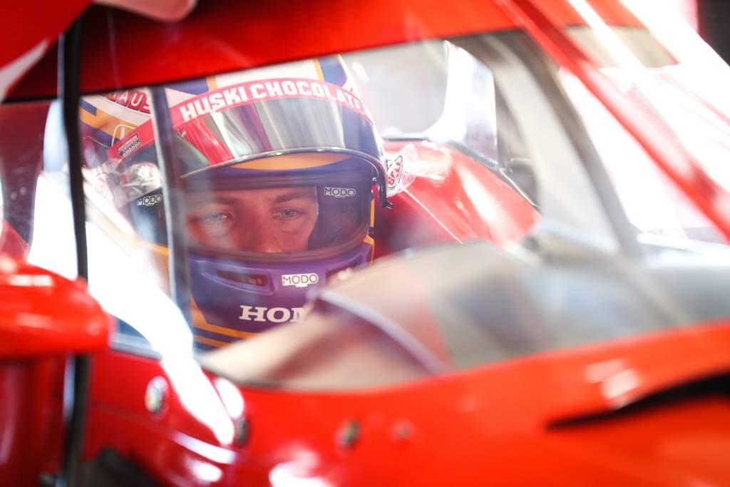 Marcus Ericsson Ganassi Indycar