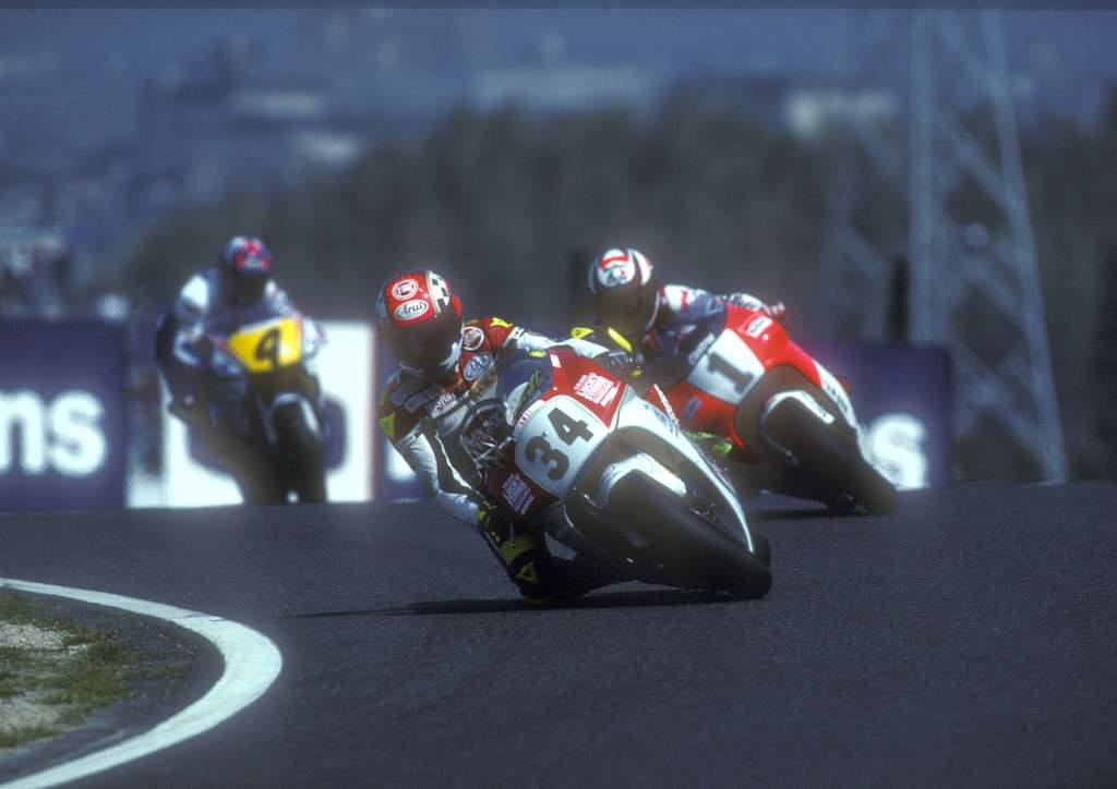 Kevin Schwantz 1993 500cc