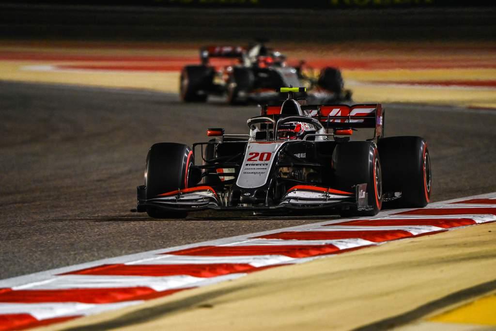 Kevin Magnussen Haas Sakhir Grand Prix 2020