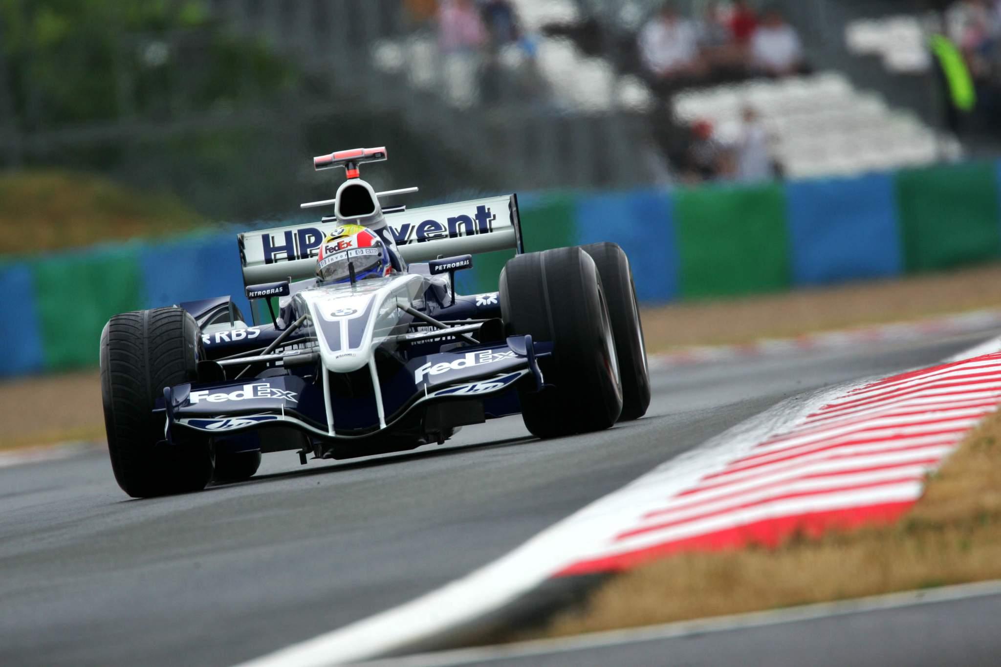 BMW Williams F1 2005