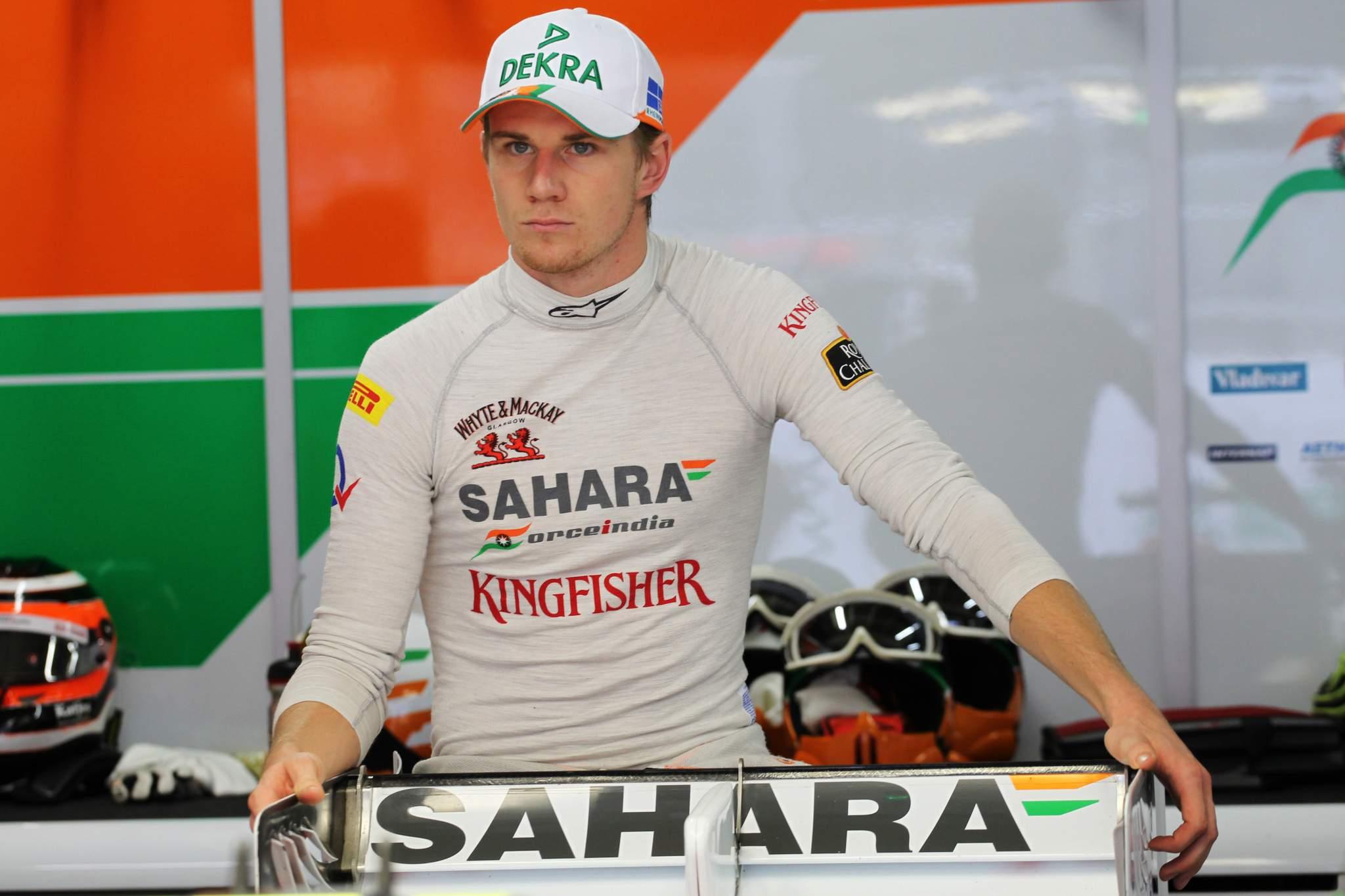 Motor Racing Formula One World Championship Brazilian Grand Prix Race Day Sao Paulo, Brazil