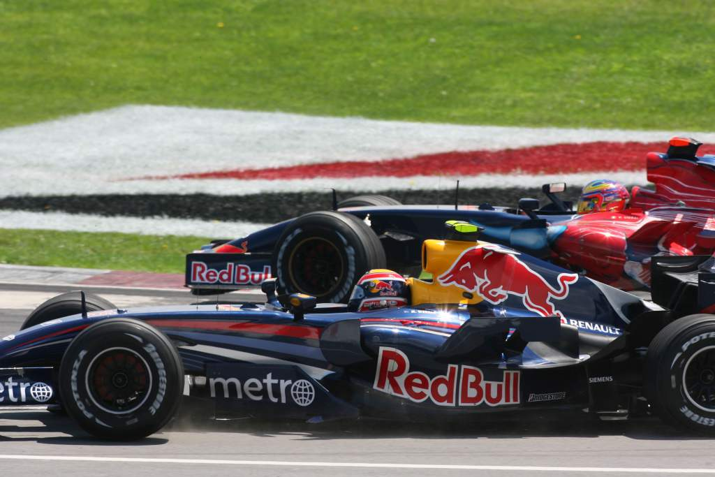 Formula 1 Grand Prix, Canada, Sunday Race