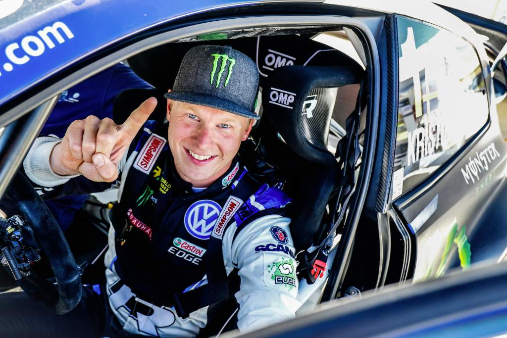 Johan Kristoffersson World Rallycross