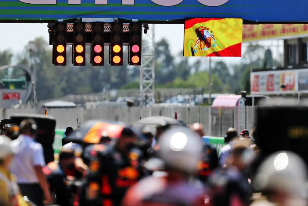 Spanish GP F1 2020
