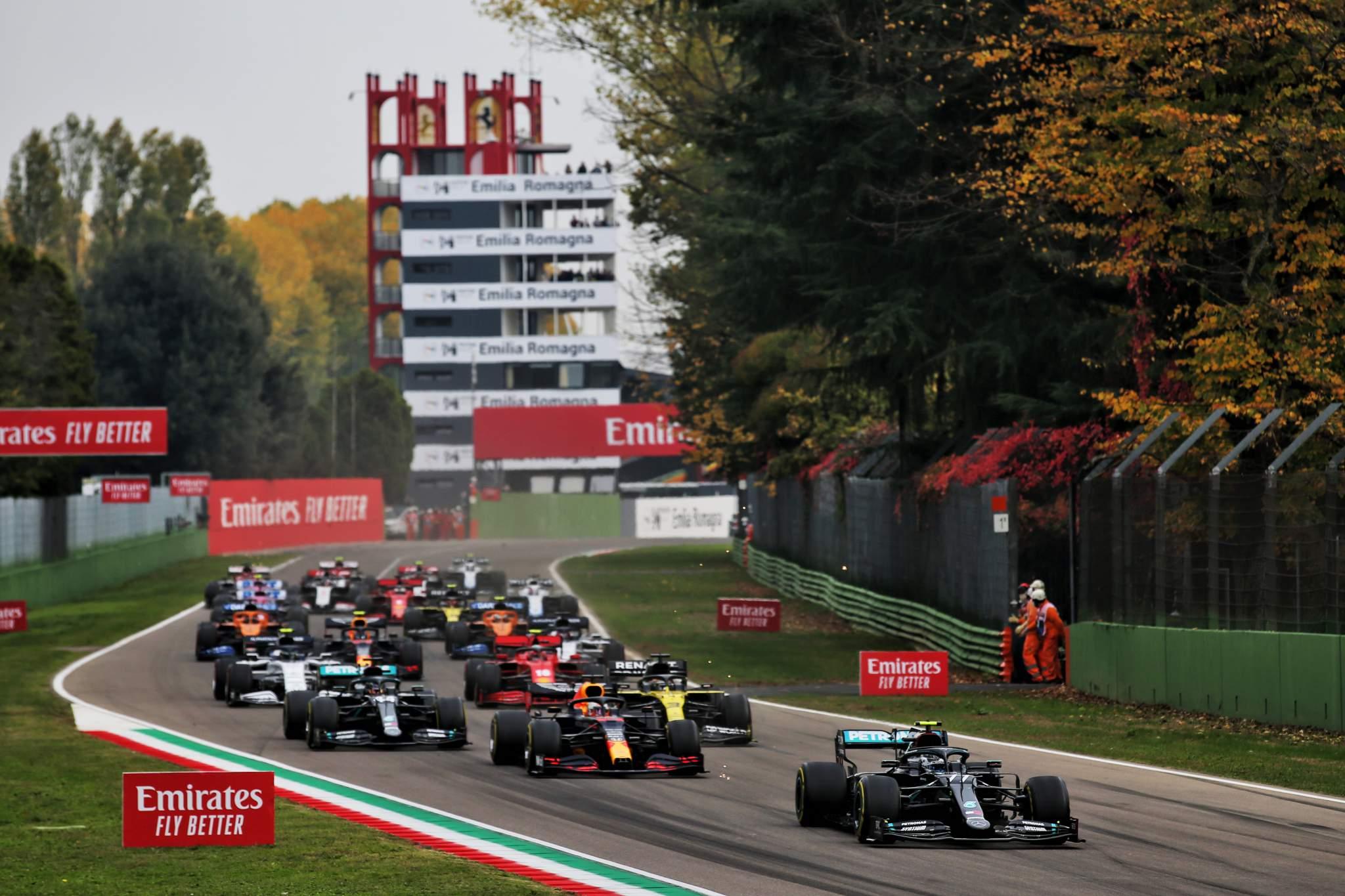 Imola F1