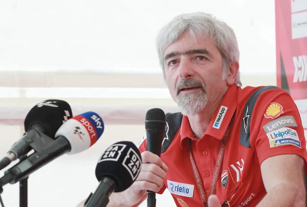 Gigi Dall'Igna, Ducati, MotoGP