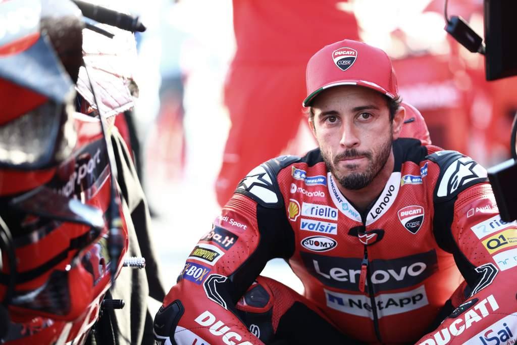 Andrea Dovizioso, Ducati, MotoGP